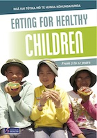 Thumbnail of pamphlet cover 'Eating for healthy children'