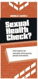 Get a full sexual health check