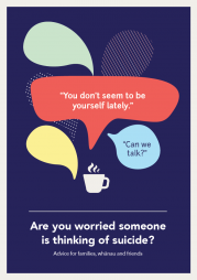 Are you worried someone is thinking of suicide? | HealthEd